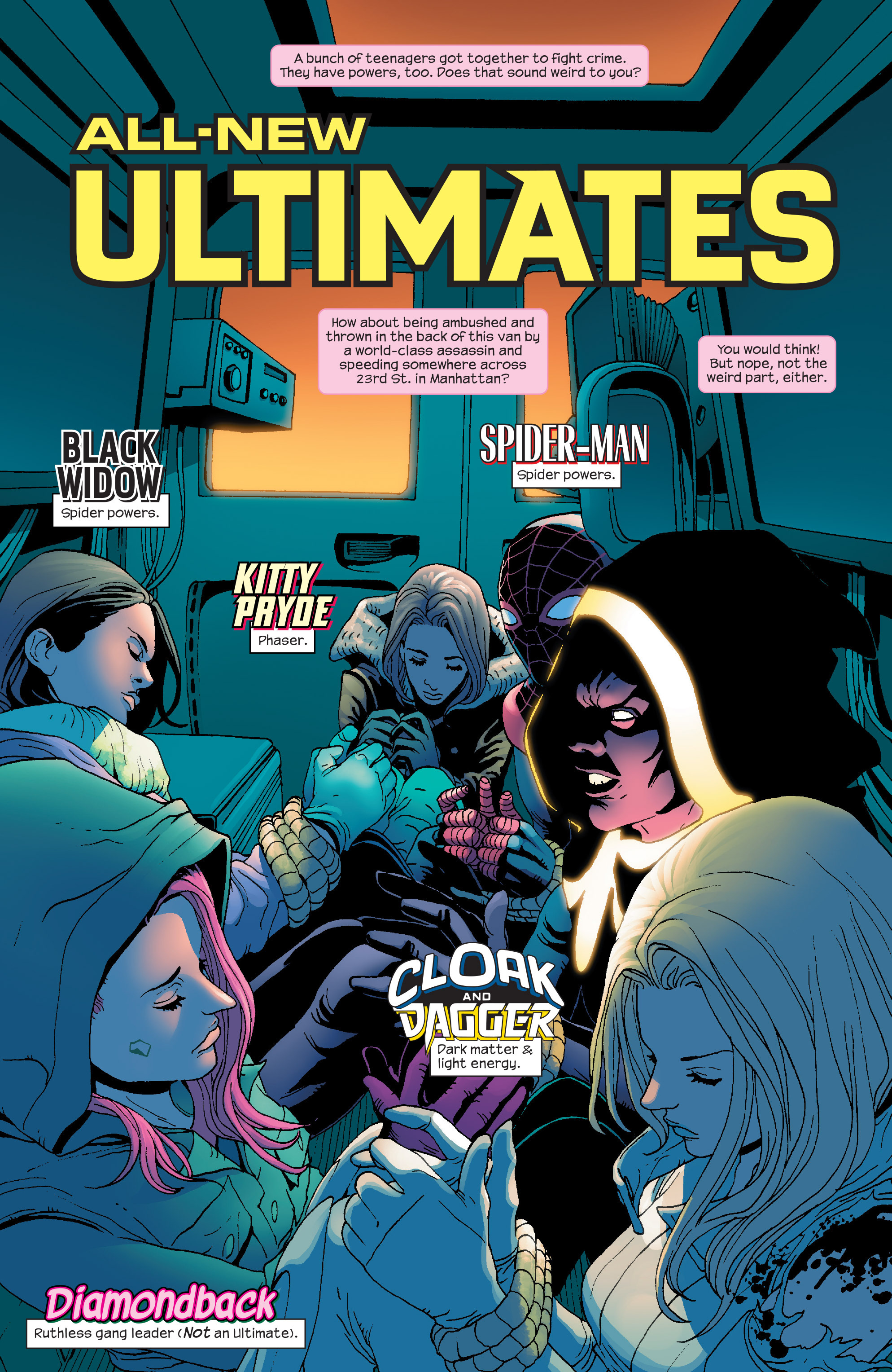 Read online All-New Ultimates comic -  Issue #11 - 3