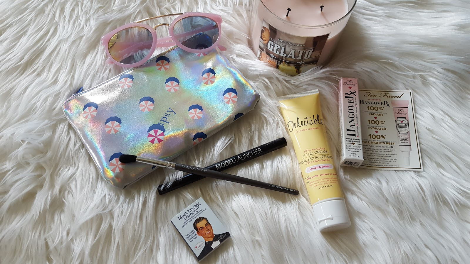 summer makeup products