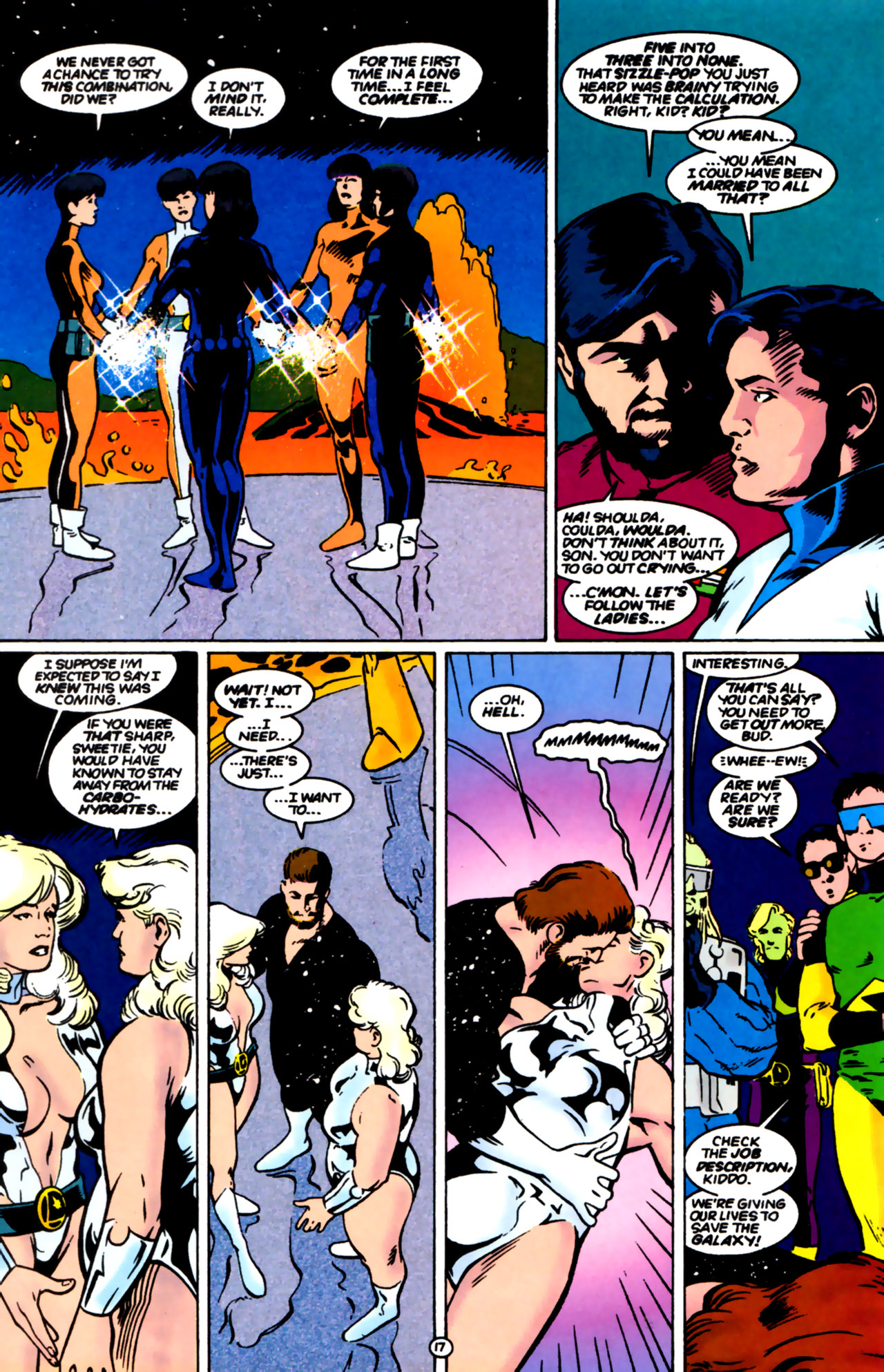 Legion of Super-Heroes (1989) 61 Page 16