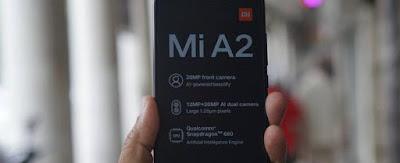 Cara mengatasi Lupa Pola pada Xiaomi Mi A2