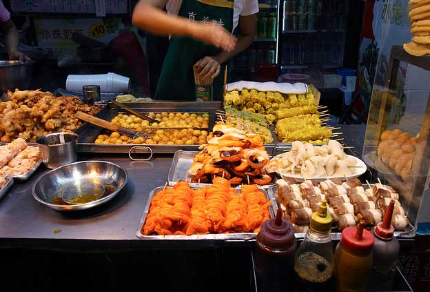 Some Delicious Street Food