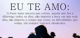 Frases De Eu Te Amo Reflexiones De Amor