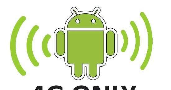 Cara Mudah Merubah Jaringan Android Ke 4G Only Maupun 3G