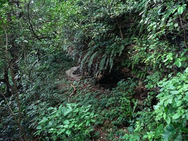 前川民間防空壕の写真