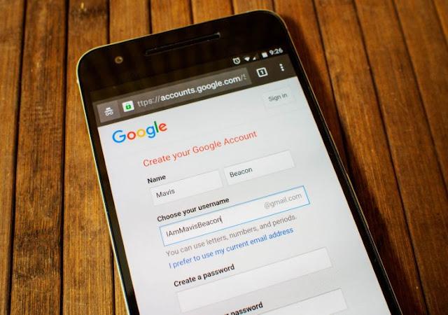Ya no es importante el punto en correos de Gmail y Facebook