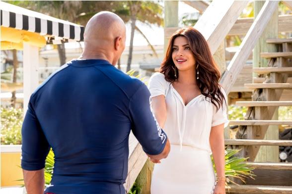 "CINEMA: Paramount divulga cena exclusiva com Priyanka Chopra em ""Baywatch"""