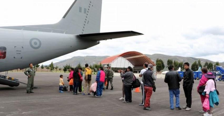 Empresas Privadas establecen puente aéreo entre Lima y el norte del país