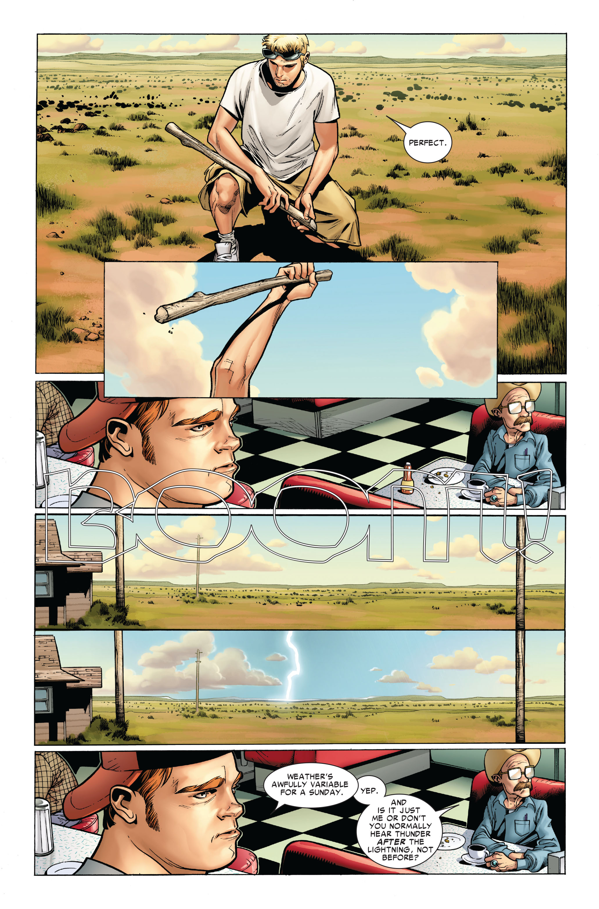 Thor (2007) Issue #2 #2 - English 5