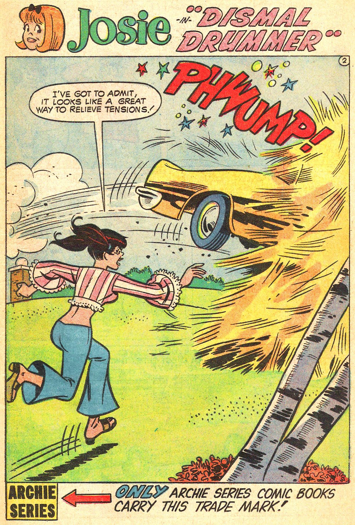 Read online She's Josie comic -  Issue #42 - 13