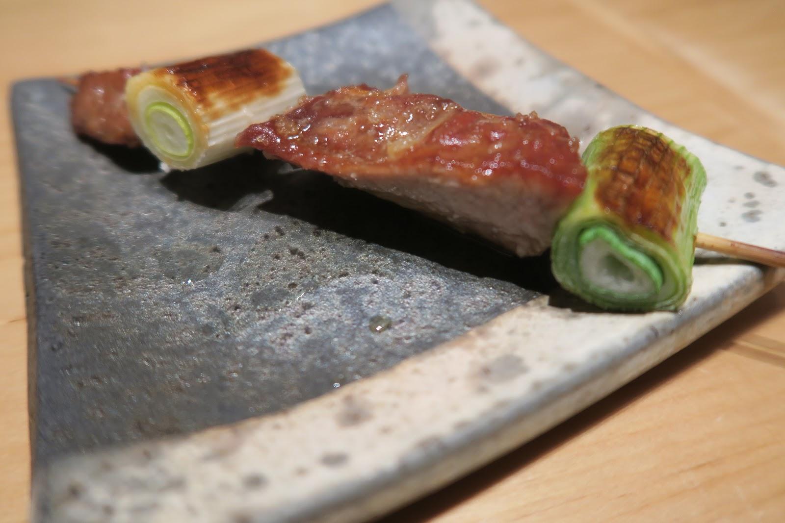 Japan omakase tokyo ten sushi