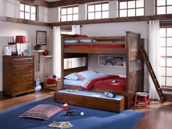 Desain Kamar Tidur Tingkat Minimalis