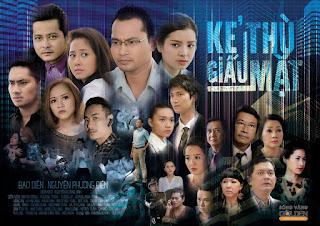 Phim Kẻ Thù Giấu Mặt - THVL1 (Tập Cuối)