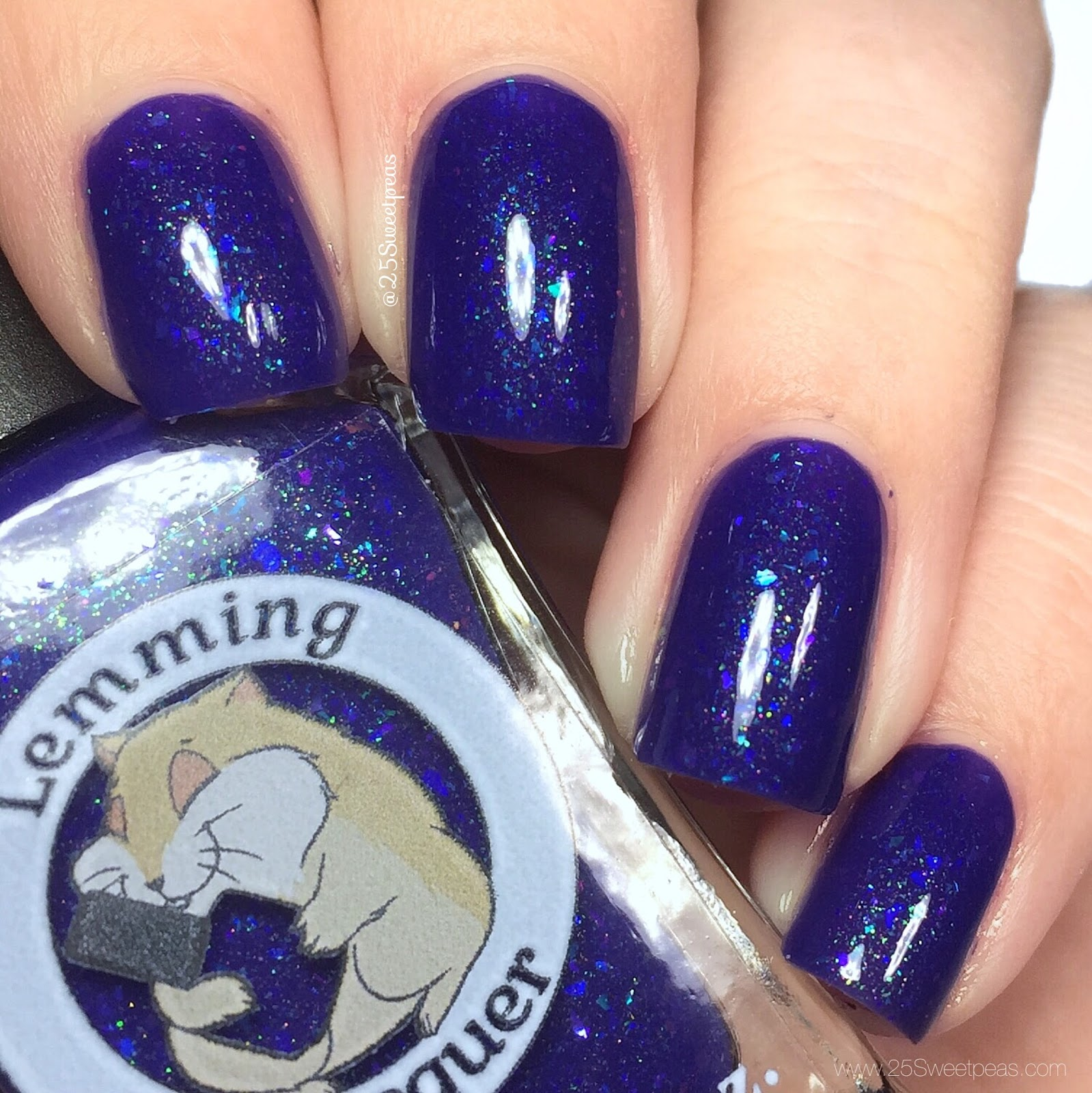 Lemming Lacquer Enchanted Glen