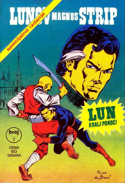 Lazni Lun - Lun Kralj Ponoci