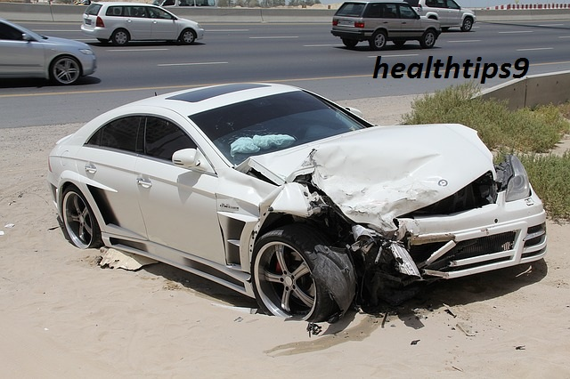 WHO report about road accident