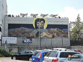 murales en CU