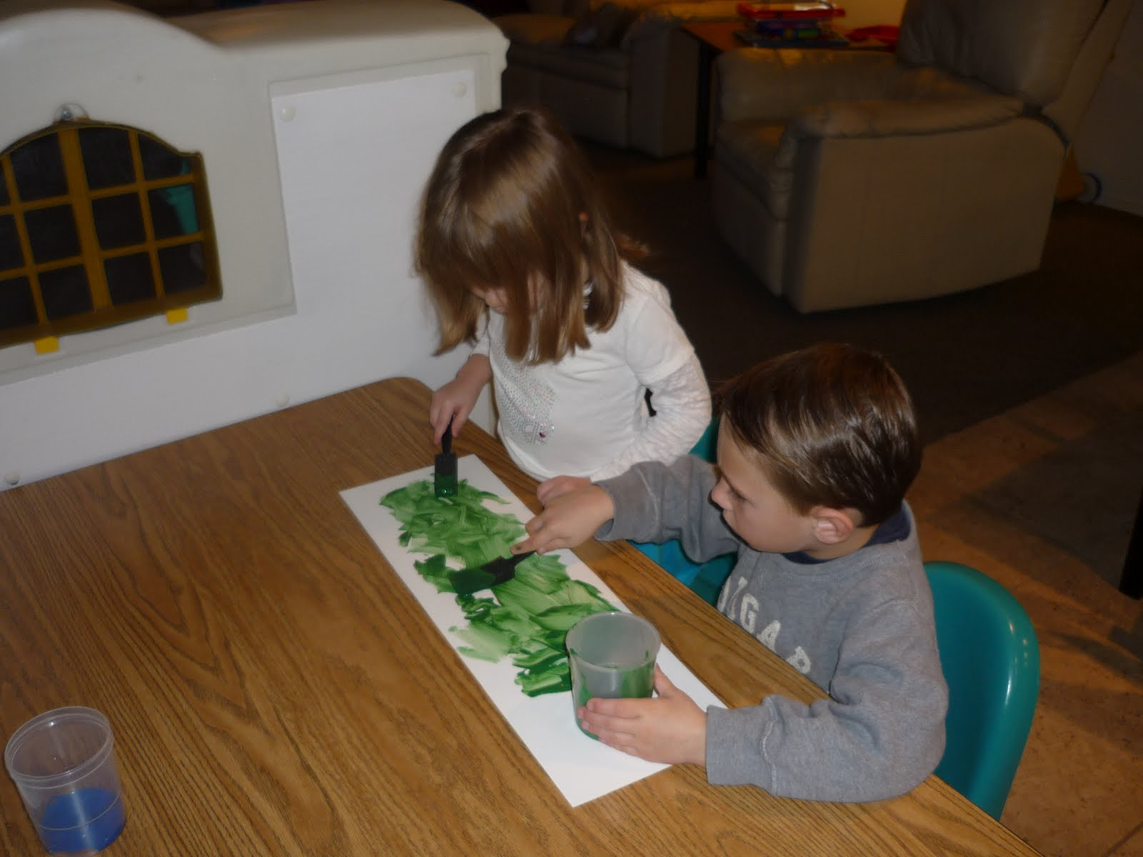 My Time Amp More Preschool 4 Layers Of The Rain Forest