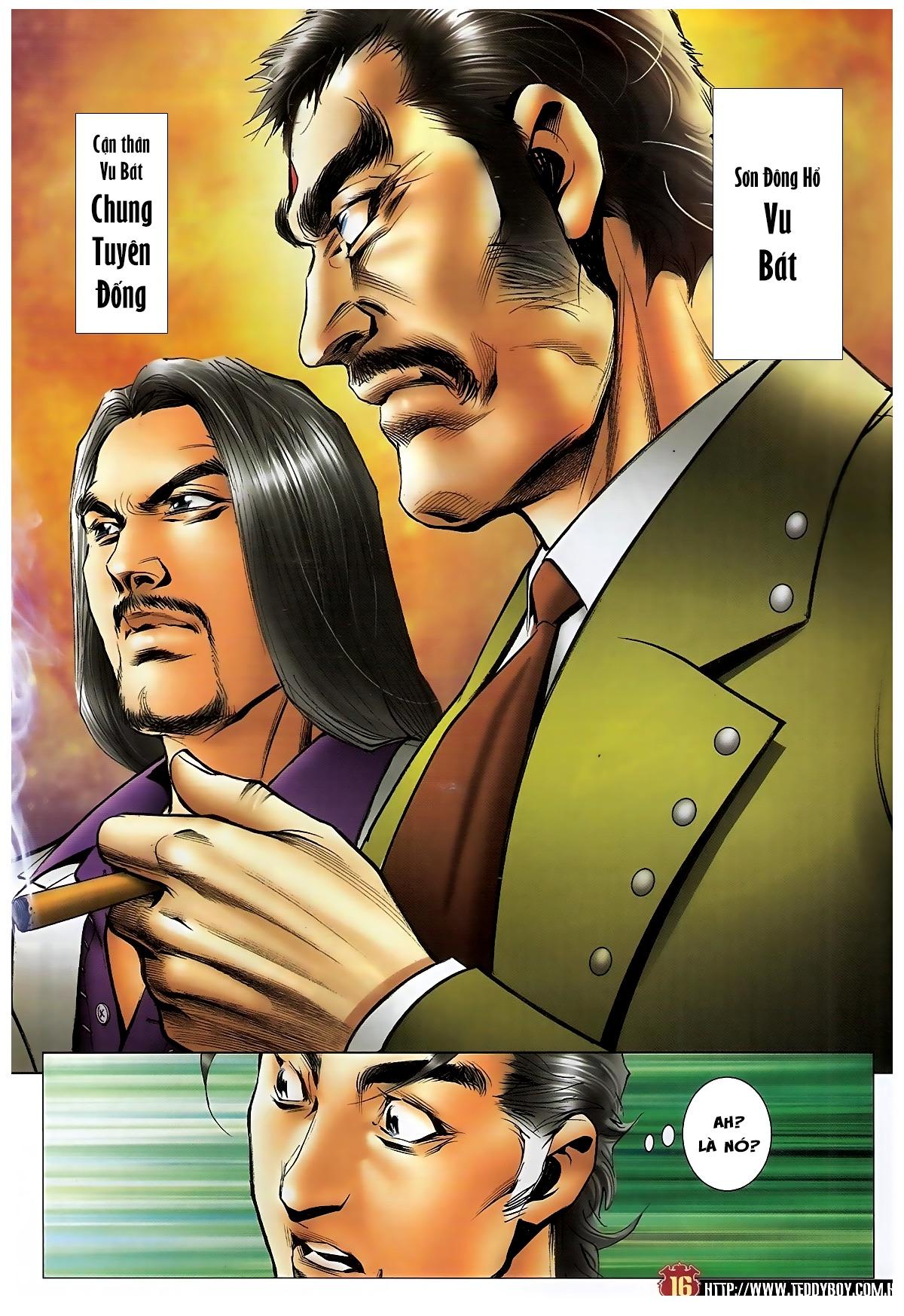 Người Trong Giang Hồ - Chapter 1575: Thổ Cộng hoành hành - Pic 15