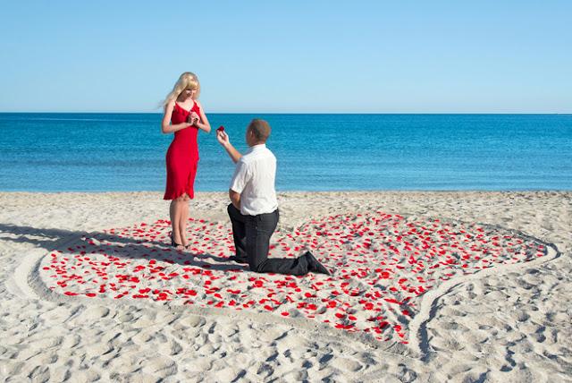 evlilik teklifi mekanları