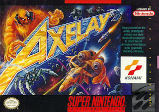 Axelay [ SNES ]