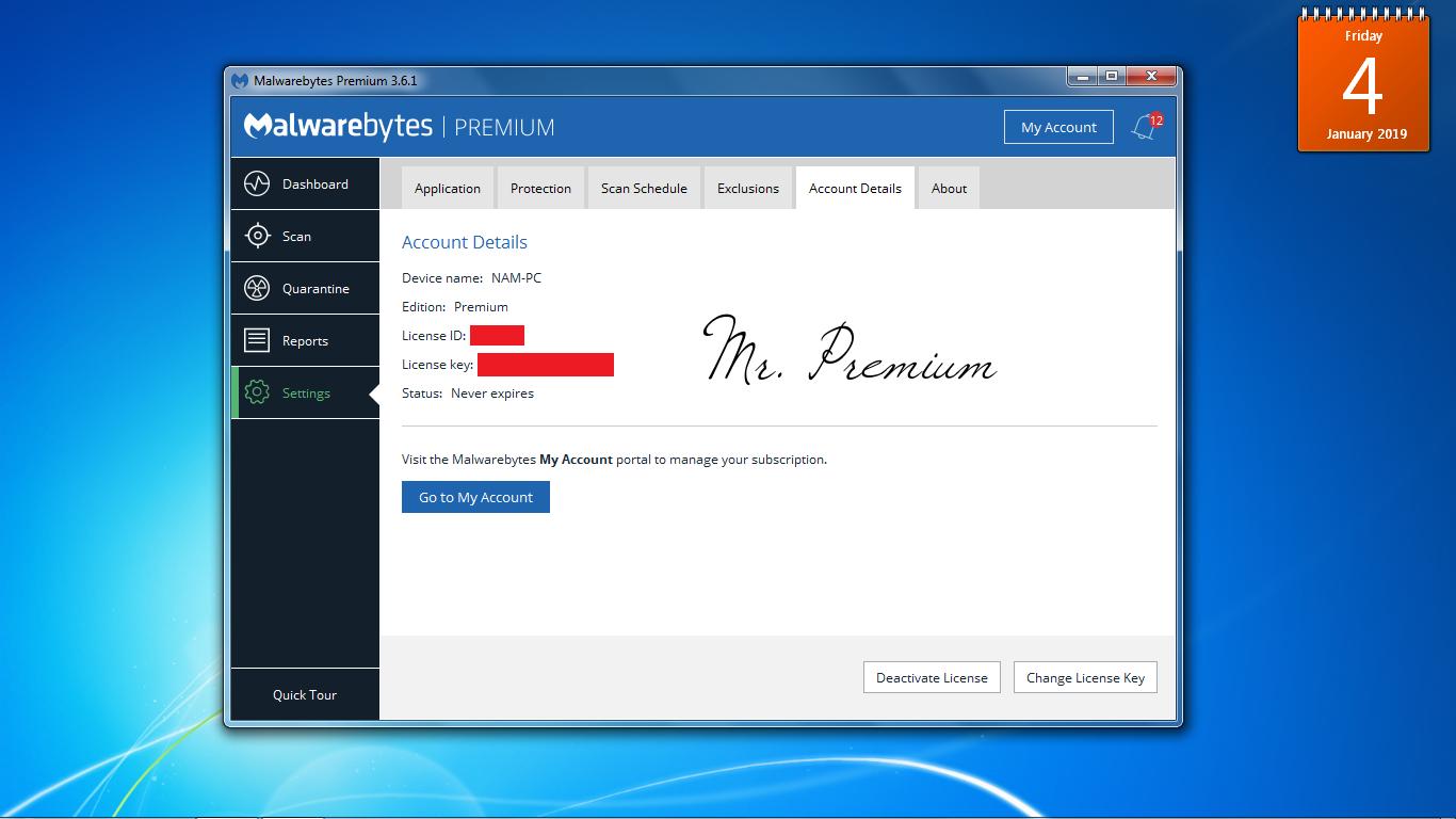 lifetime license malwarebytes