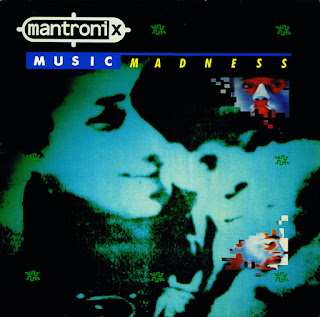 Mantronix Music Madness Plus