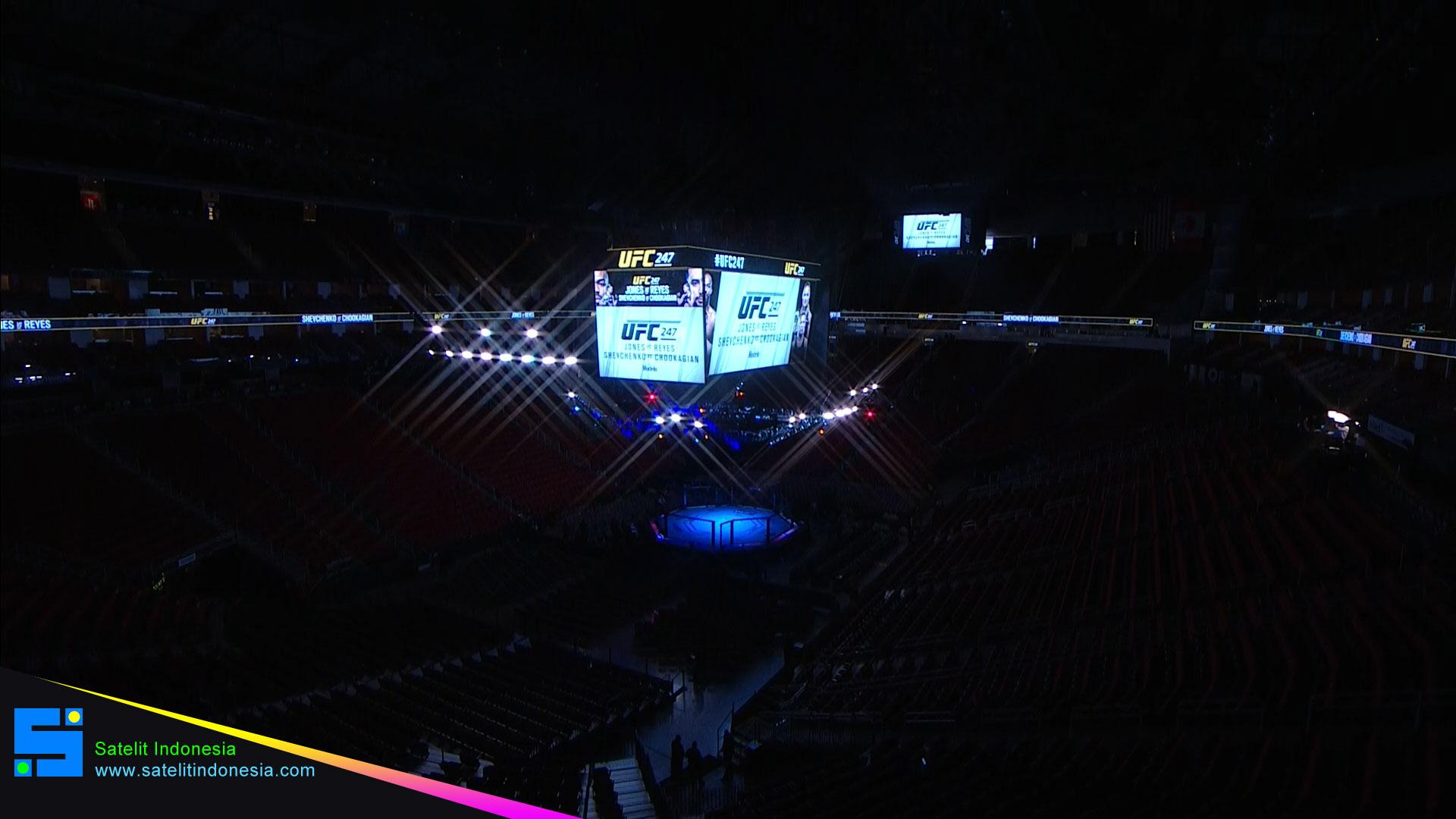Frekuensi siaran UFC 247 ASI PRI di satelit AsiaSat 5 Terbaru