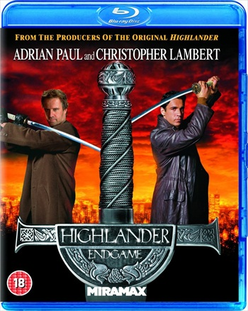 Highlander Endgame 2000 Dual Audio Hindi Bluray Movie Download