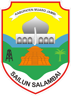 Logo Kabupaten Muaro Jambi Vector Bitcologi