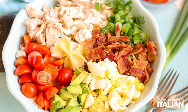 Cobb Salad Pasta Toss
