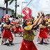 Cortejo cultural leva tradição e alegria às ruas de Portão no terceiro dia da micareta