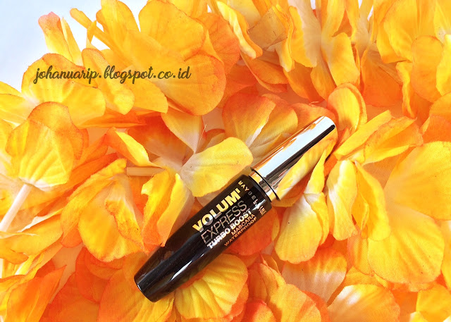 [REVIEW] Maybelline Volume Express Turbo Boost Waterproof  Mascara