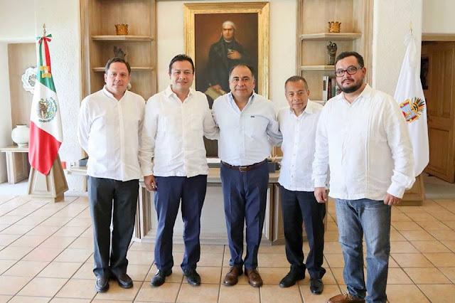 Alfabetizar a 30 mil guerrerenses, plantea el INEA al gobernador Héctor Astudillo