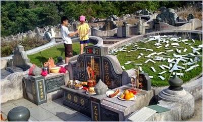 เทศกาลเช็งเม้ง (Qingming Festival)