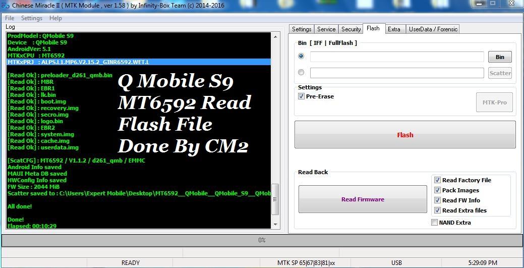 Mt6737 Db File