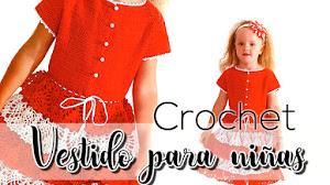 Vestido para niñas / Patrones