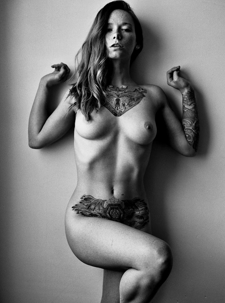 High Fashion Model Nude Porn 79