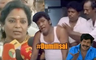 Tamilisai Vs TN People Troll | Mersal Issue | Video Memes