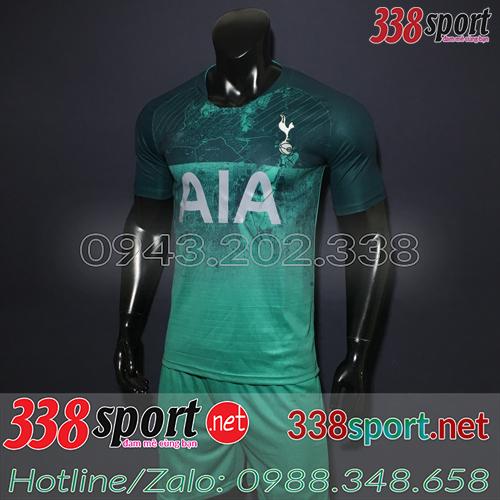 Áo Tottenham Trắng 2018 2019 Sân Nhà
