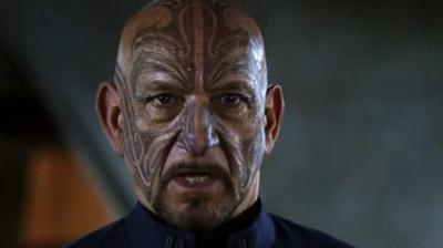 Niezmywalna Tozsamosc Tatuaż Maoryski W Grze Endera Ben