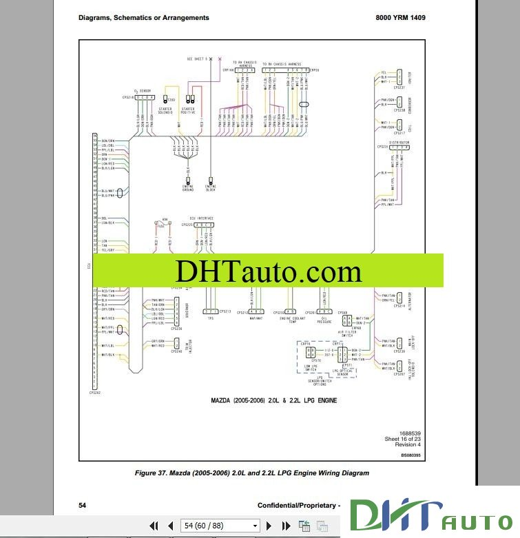 Yale Forklift Service manual Download