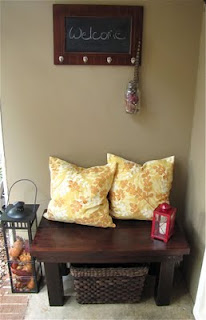 how to make your own rustic bench