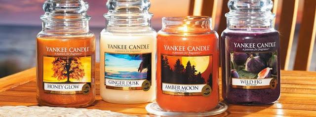 avis Honey Glow de Yankee Candle, blog bougie, blog parfum, blog beauté