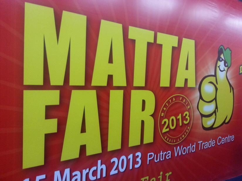 Attended to MATTA 2013 (Korea E Tour)