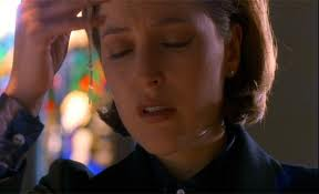 X Files Christmas Carol.The X Files Christmas Carol Emily 1997
