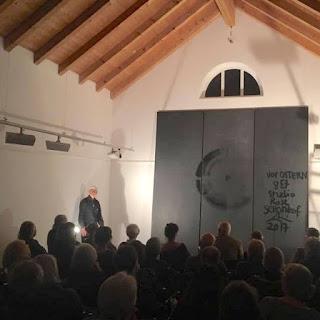 Andreas Kloker im Studio Rose, Schondorf am Ammersee