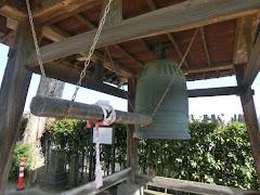 龍前院の鐘
