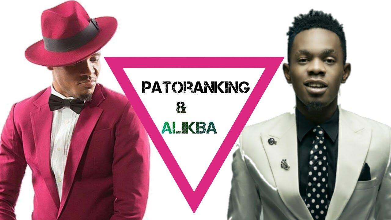 Alikiba X Patoranking – Katika