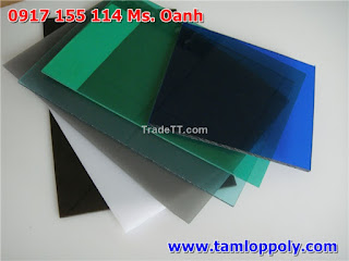 Nhà phân phối tấm lợp lấy sáng thông minh polycarbonate chính thức tại Miền Nam - Sơn Băng ảnh 28