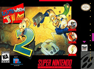 Earthworm Jim 2 [ SNES ]